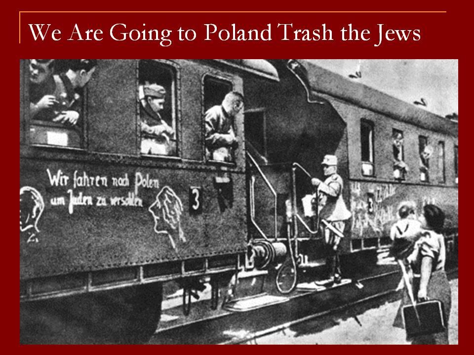 the holocaust of world war ii essay